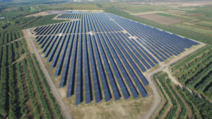 fazenda solar - microgeração fotovoltaica - placas solares - energia solar