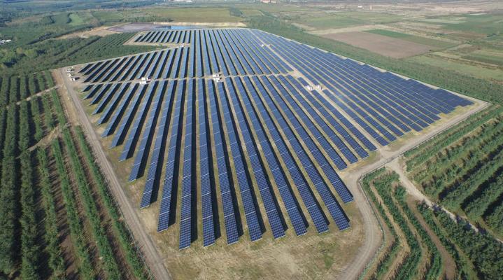 Fazenda solar microgeração