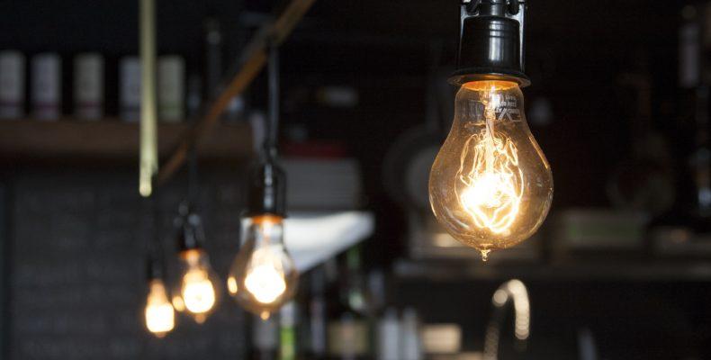 projeto lâmpadas