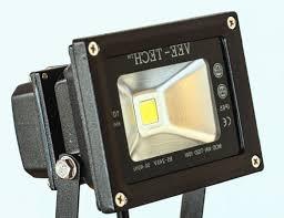 Exemplo de refletor para iluminação em quadras esportivas